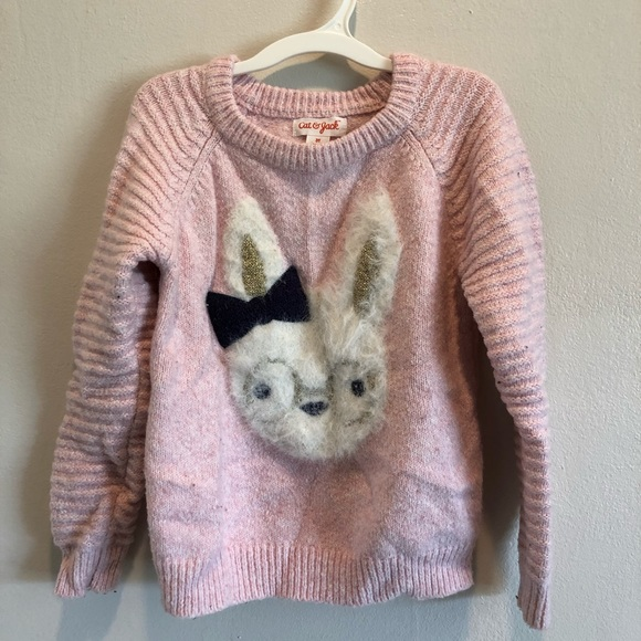 Cat & Jack Other - Pink girls sweater